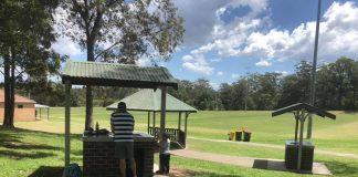 George Thornton Reserve West Pennant Hills