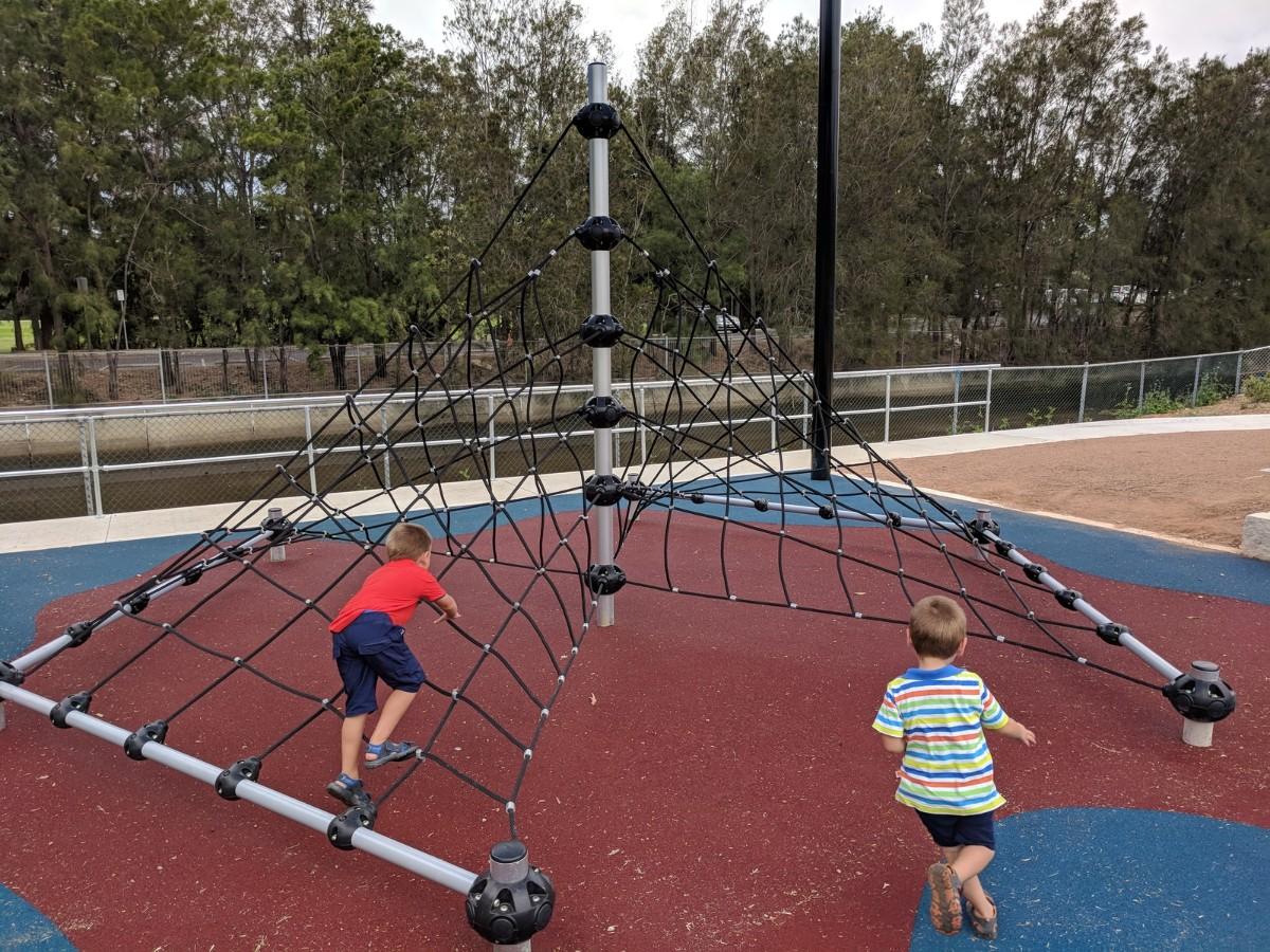 Bressington Park Homebush
