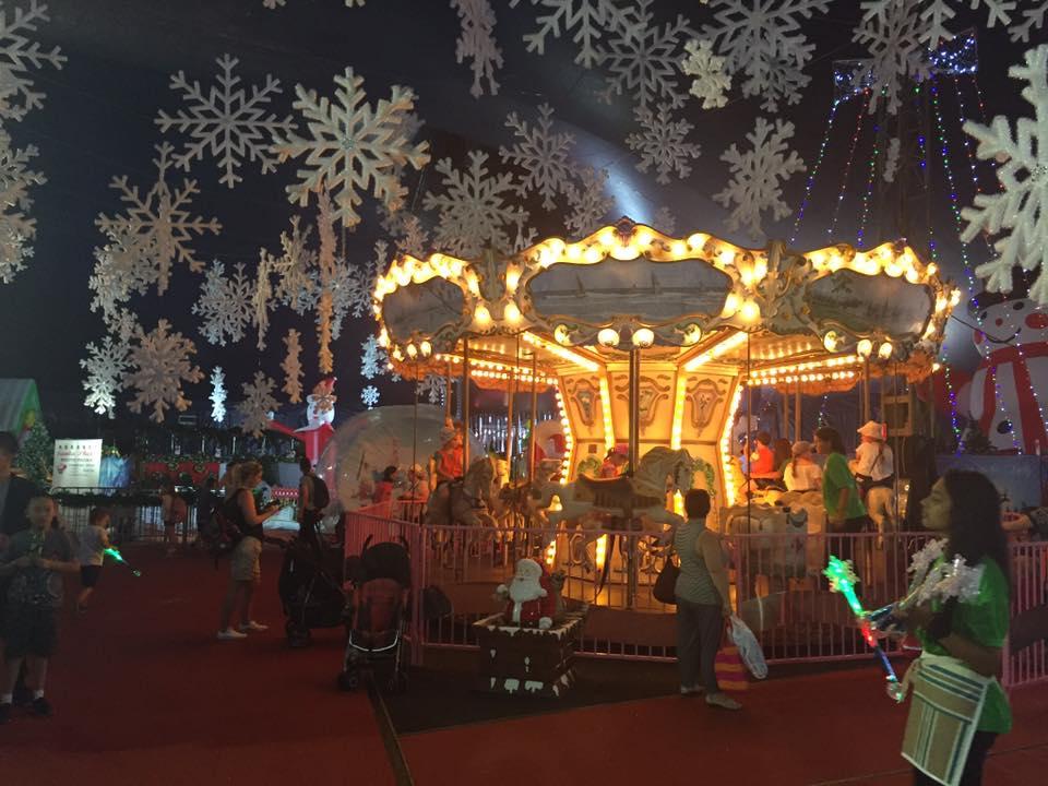 Christmas Wonderland Sydney Showground