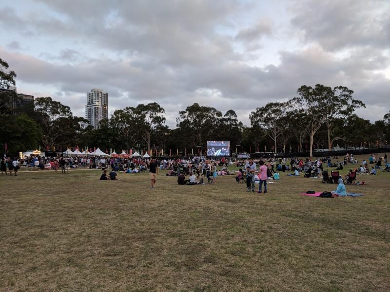 NYE Parramatta's New Year's Eve