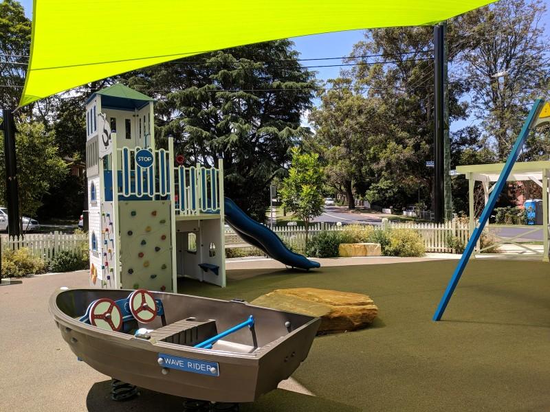Henry Brigg Playground Epping