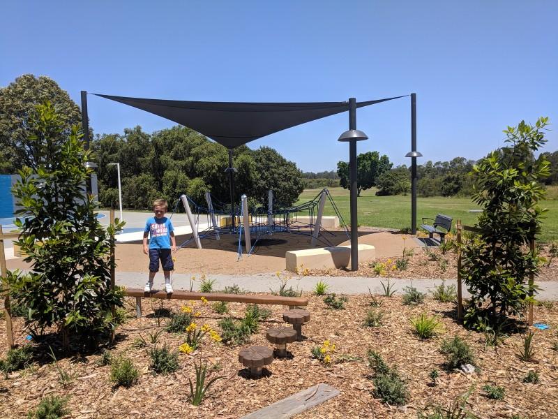 George Kendall Riverside Park Ermington
