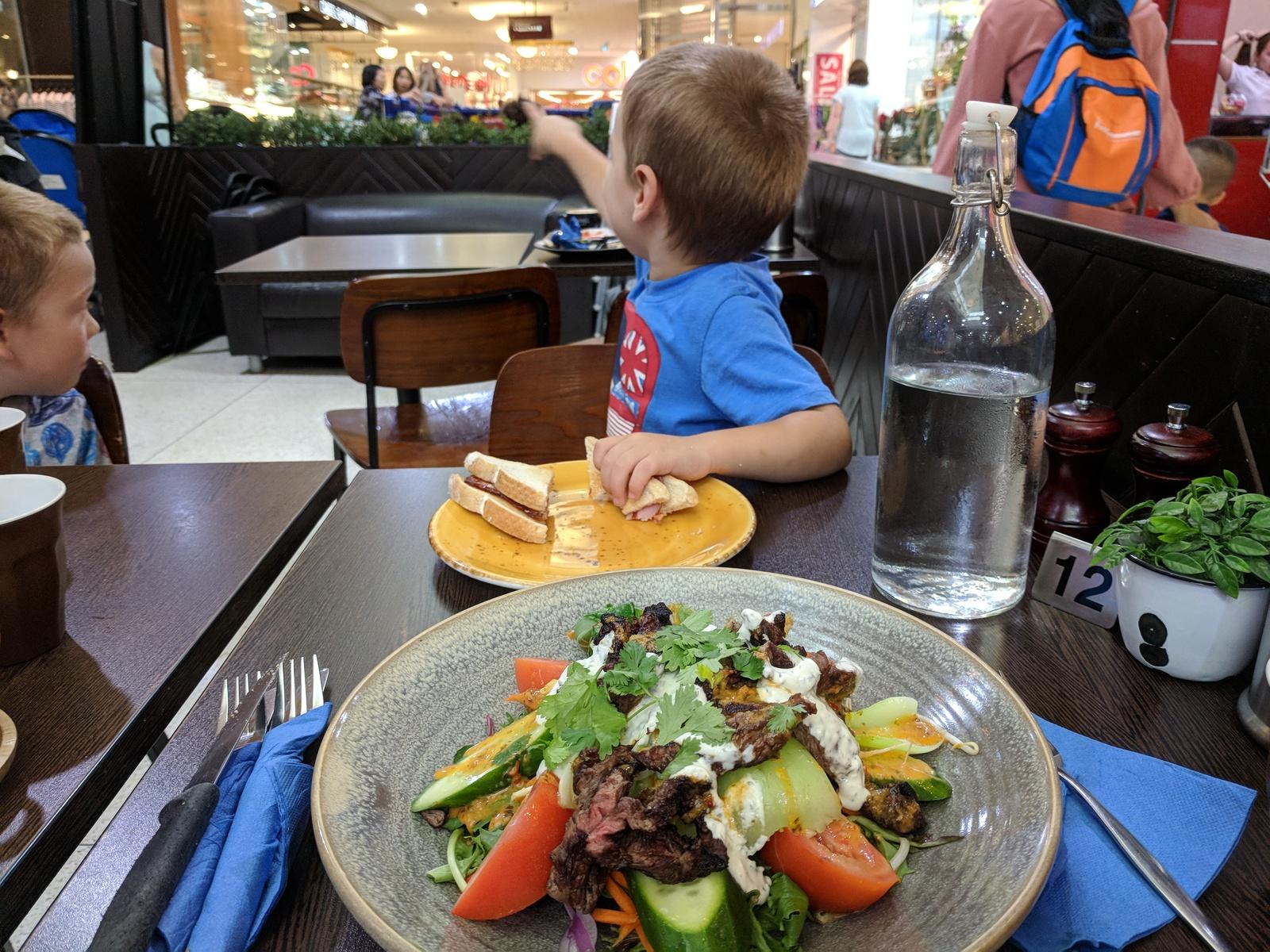 Pronto Rocks Cafe, North Rocks Shopping Centre
