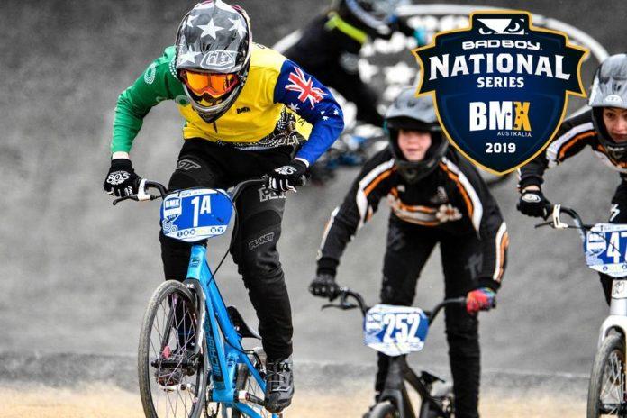 BMX Australia Bad Boy National Series