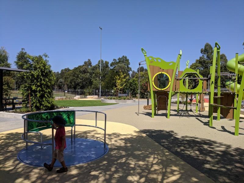 Ollie Webb Reserve Parramatta