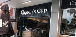 Queen's Cup Cafe Oatlands