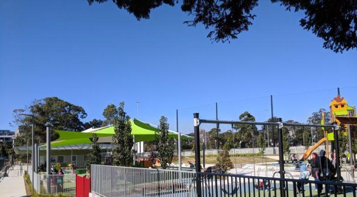 Waitara Park Hornsby
