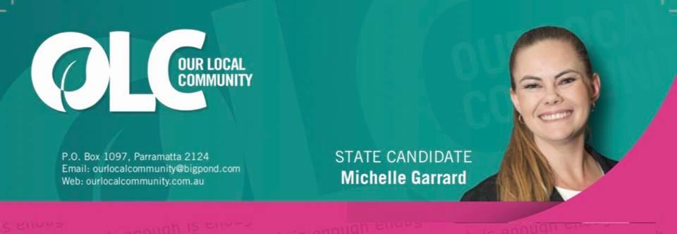 Michelle Garrard