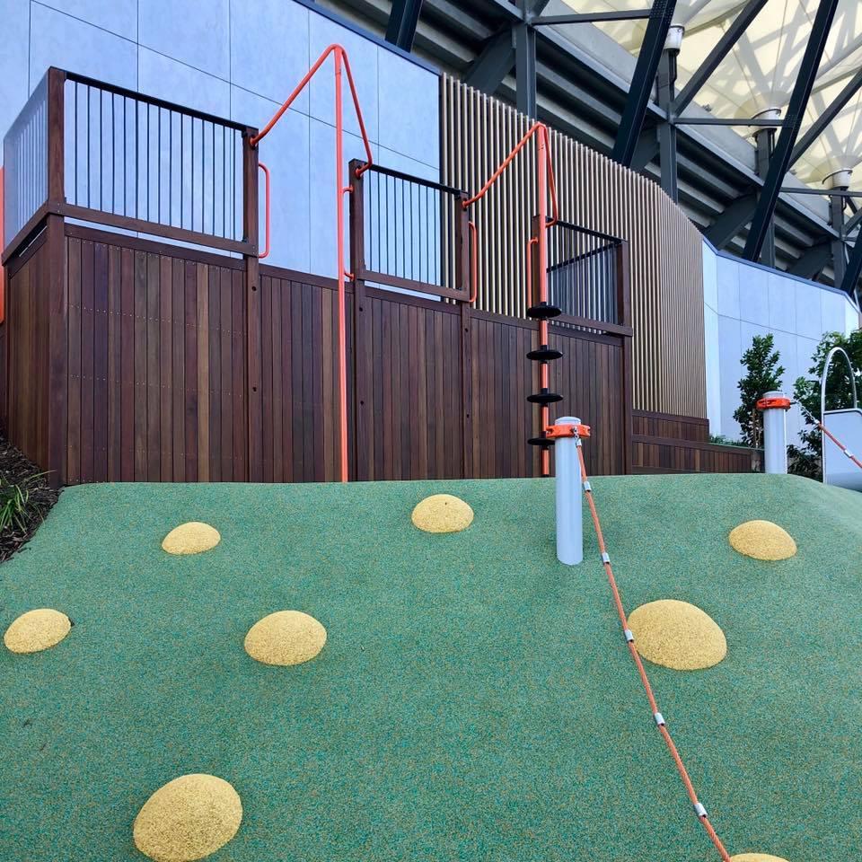 Bankwest Stadium Playground Parramatta