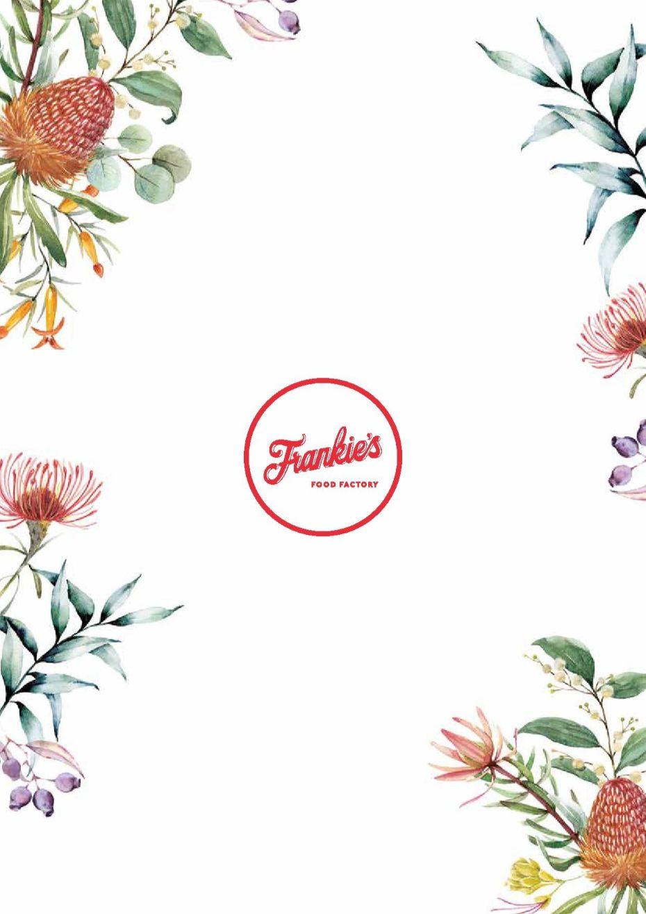 Flower Power Milperra Frankie's Food Factory