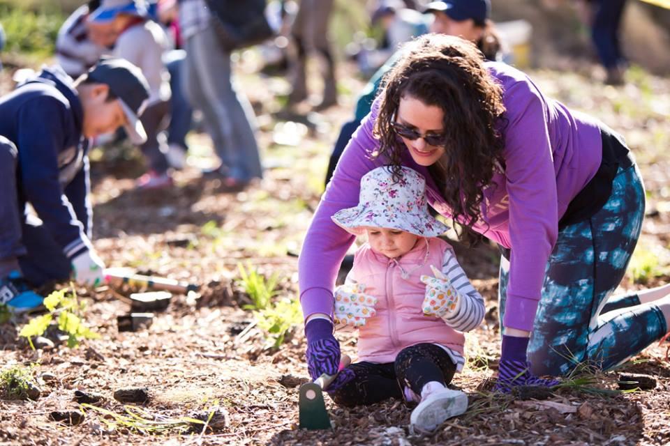 Parramatta's National Tree Day 2019