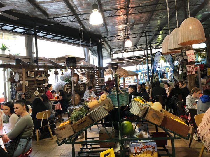 Frankie's Food Factory Flower Power Glenhaven