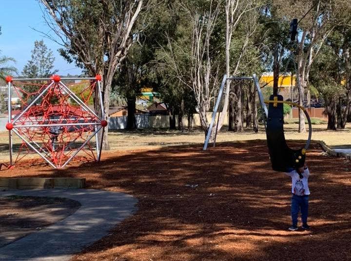 Chopin Park Seven Hills