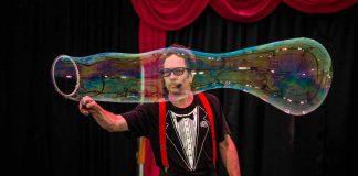 Dr Hubbles Bubbles Spot On Festival Riverside Theatres