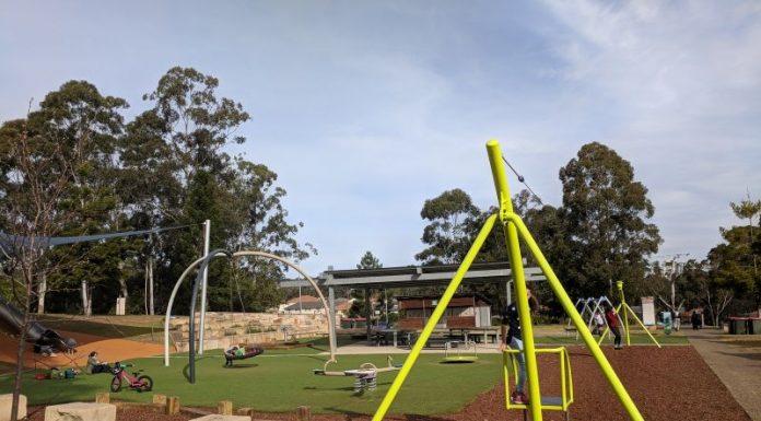 Castle Hill Heritage Park