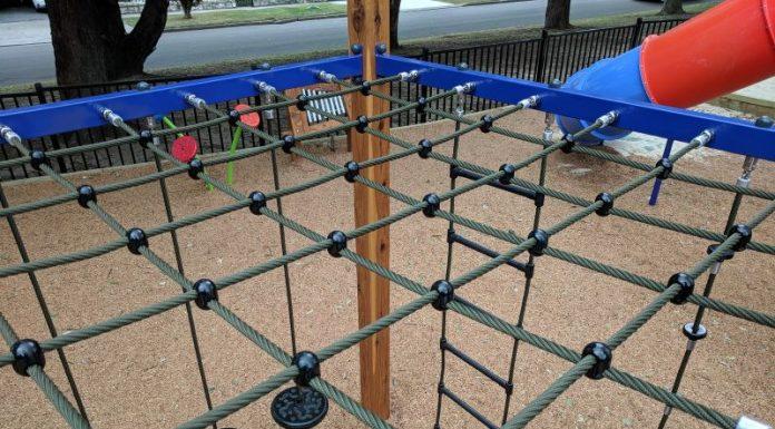 Kingsford Smith Oval Bill Bryan Playground Longueville