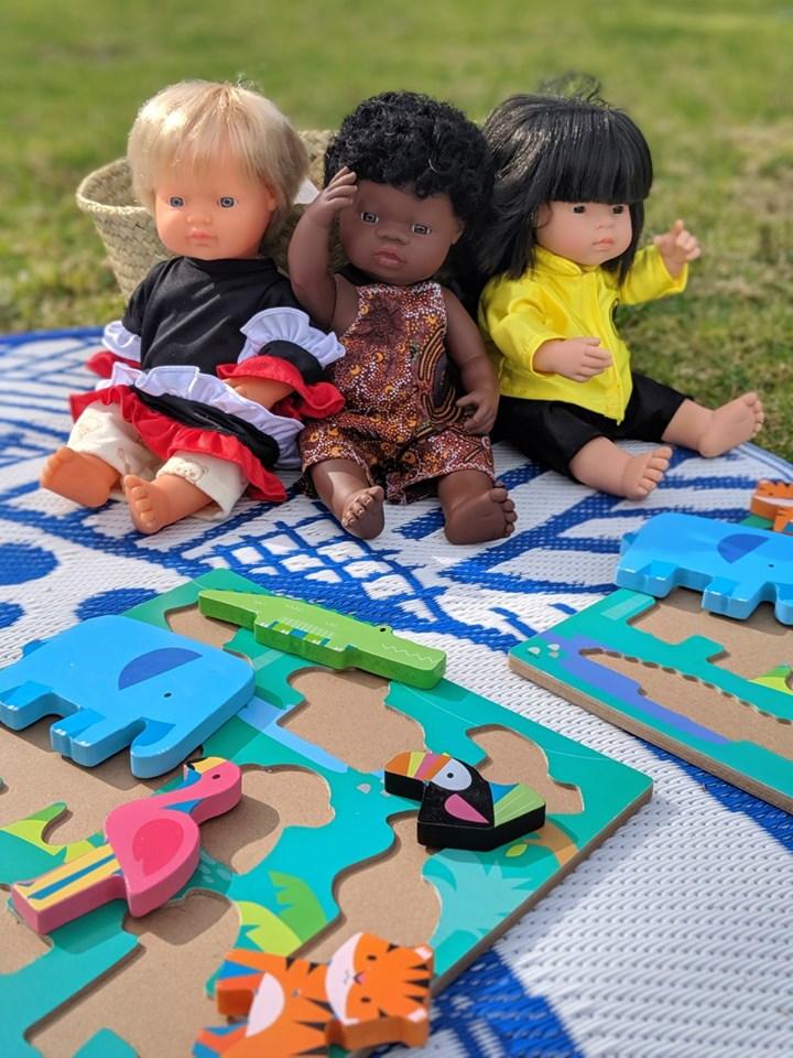 Playgroup NSW Play Van