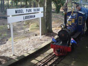 Model Park Railway - Mini Train Rides | Luddenham @ Sydney Society of Model Engineers | Luddenham | New South Wales | Australia