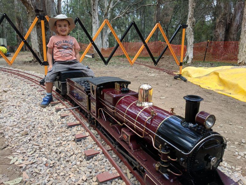 Nurragingy Miniature Railway