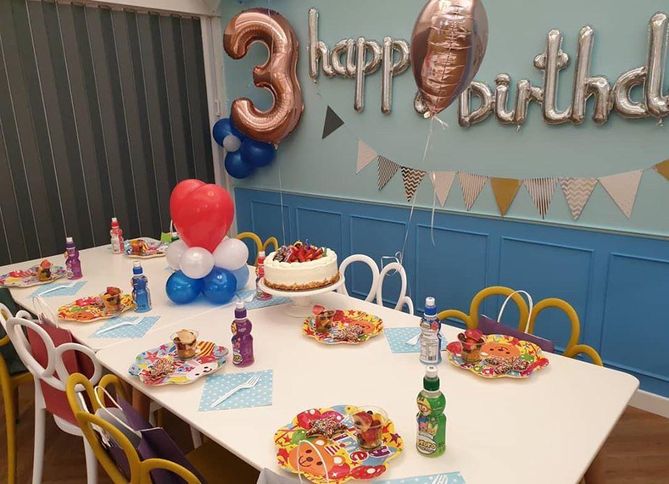 Kidsday Premium Kids Cafe