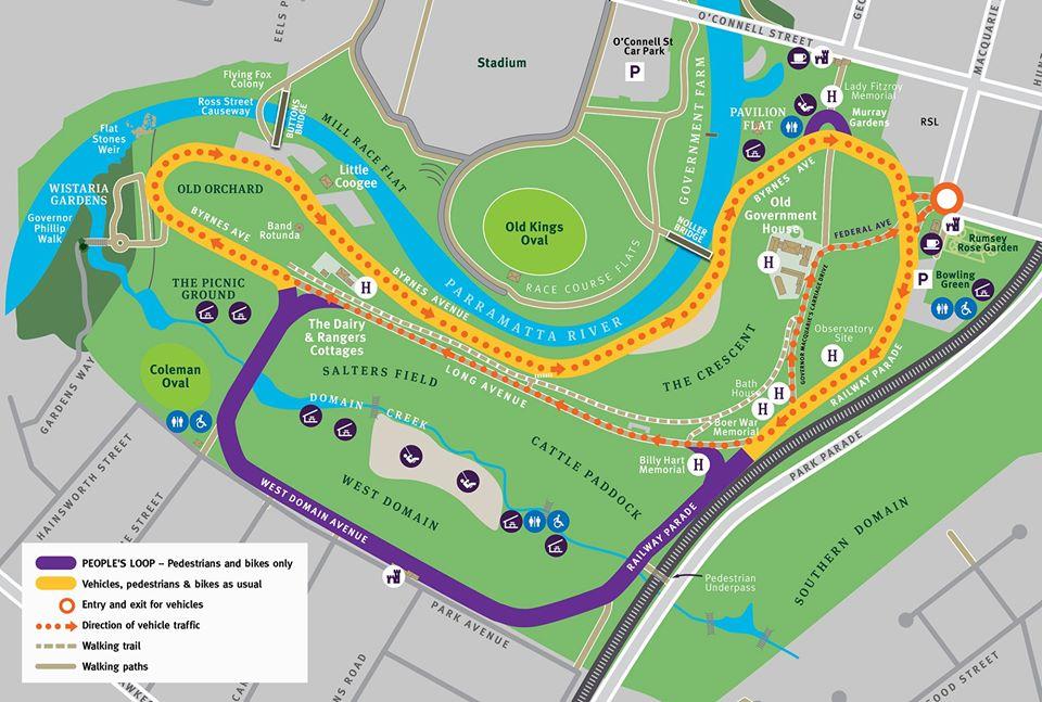 Parramatta Park People's Loop