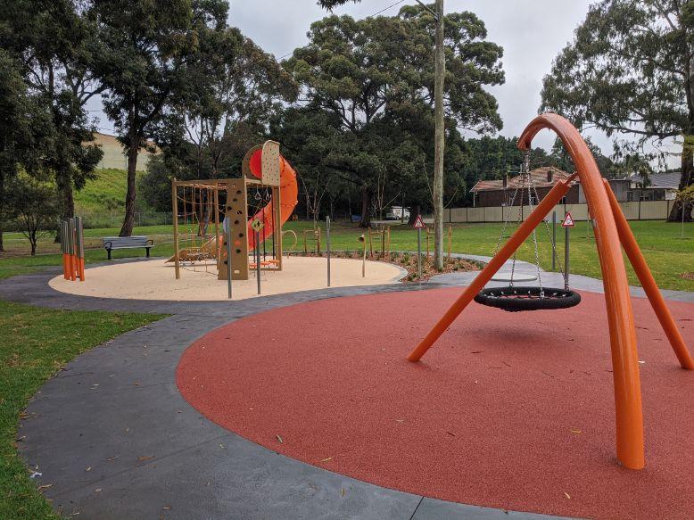 Deakin Park Silverwater