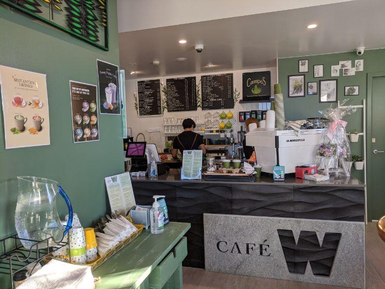 Cafe W Halvorsen Park Ermington