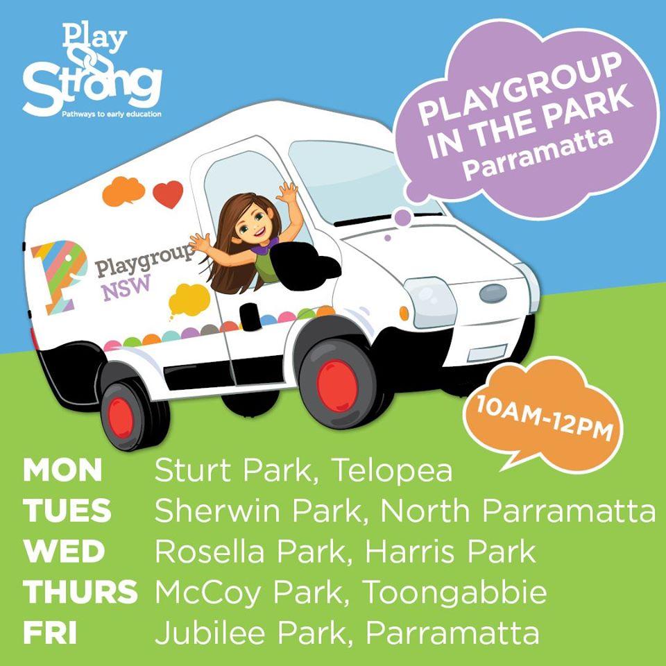 Play Van Playgroup NSW