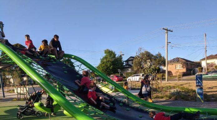 Koonoona Park Villawood Fairfield City Council