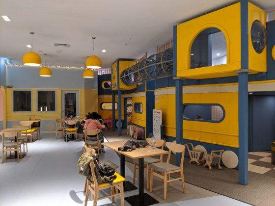 Tada Kids Cafe Top Ryde City Shopping Centre
