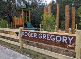 Roger Gregory Playground Winston Hills