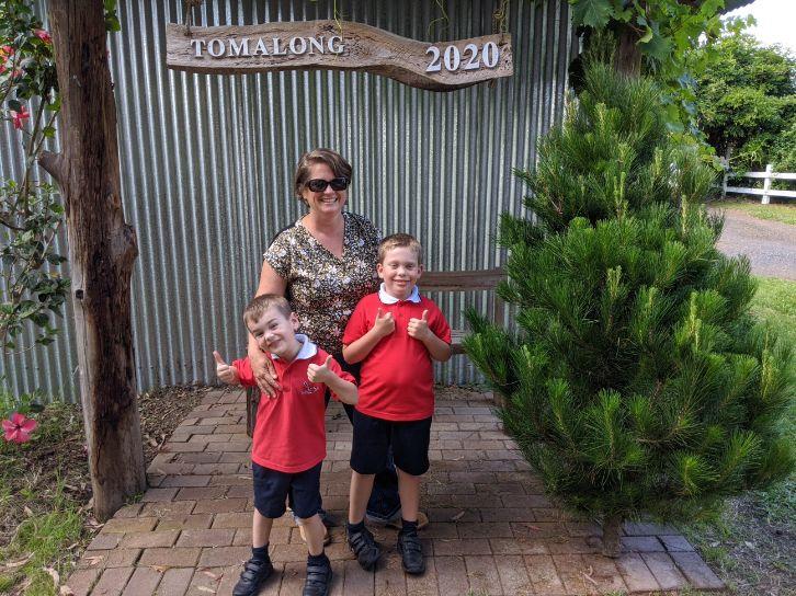 Fresh Tomalong Christmas Tree Kenthurst