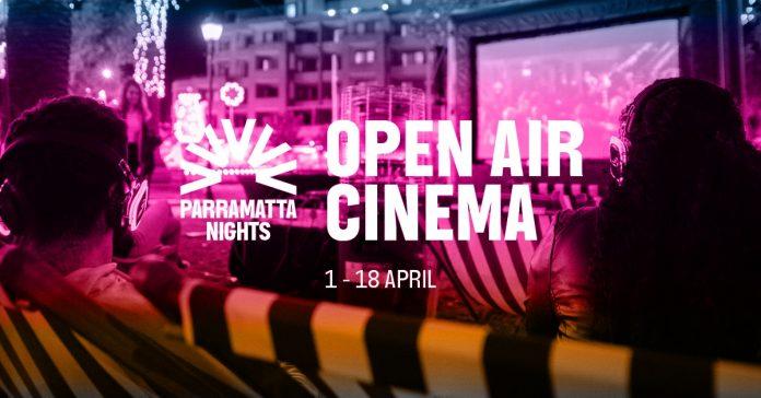 Parramatta Nights Open-Air Cinema