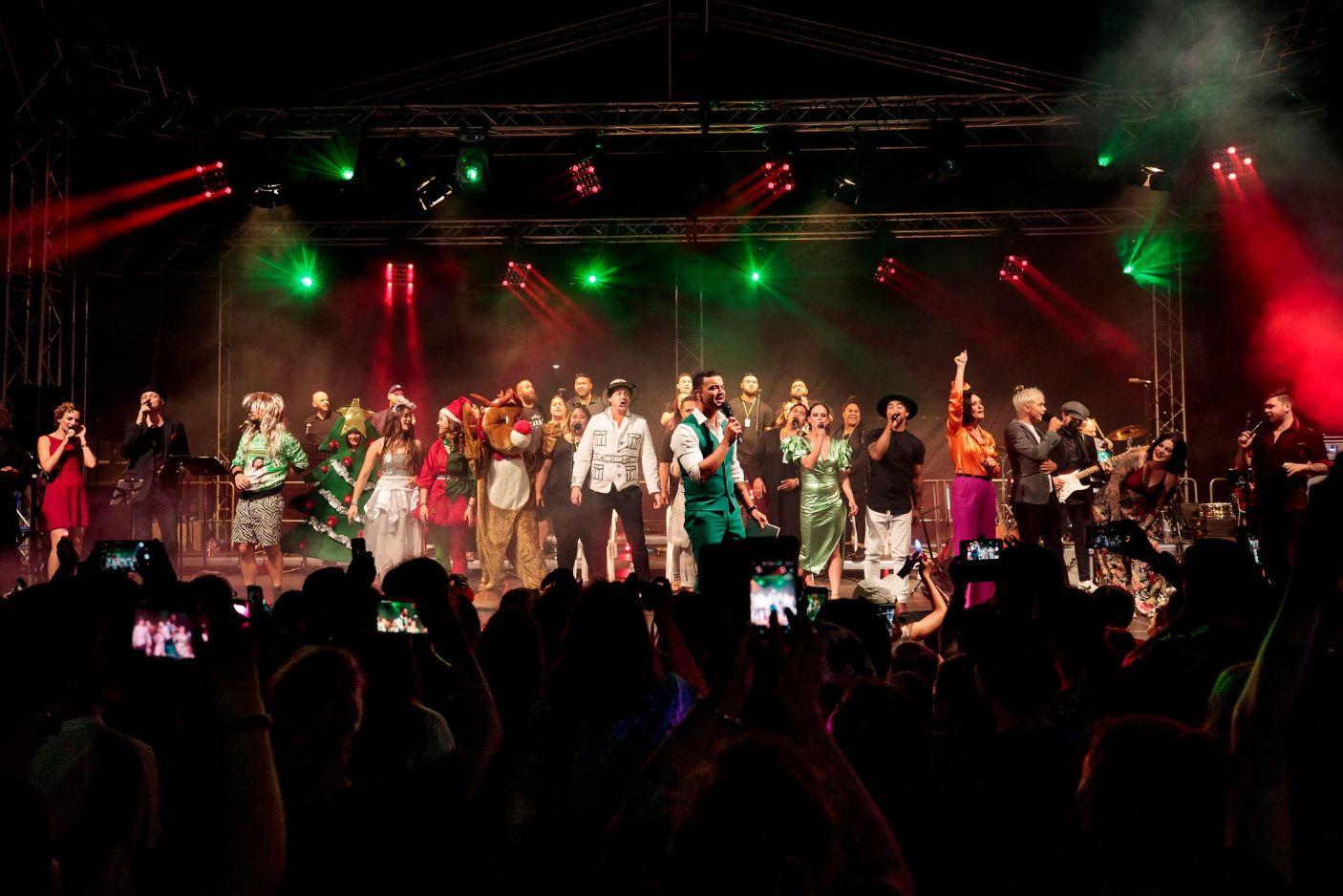 Carols from Parramatta 2020 City of Parramatta The Sebastian Foundation