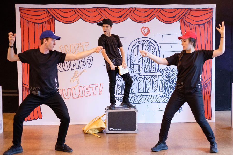 Just Romeo & Juliet! Riverside Theatres