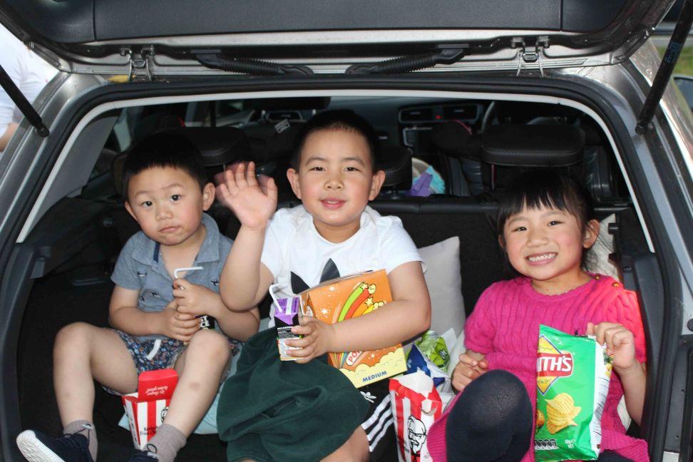 Family Drive-In Cinema at Macquarie University