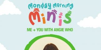 Me + You with Angie Who Monday Minis Riverside Theatres