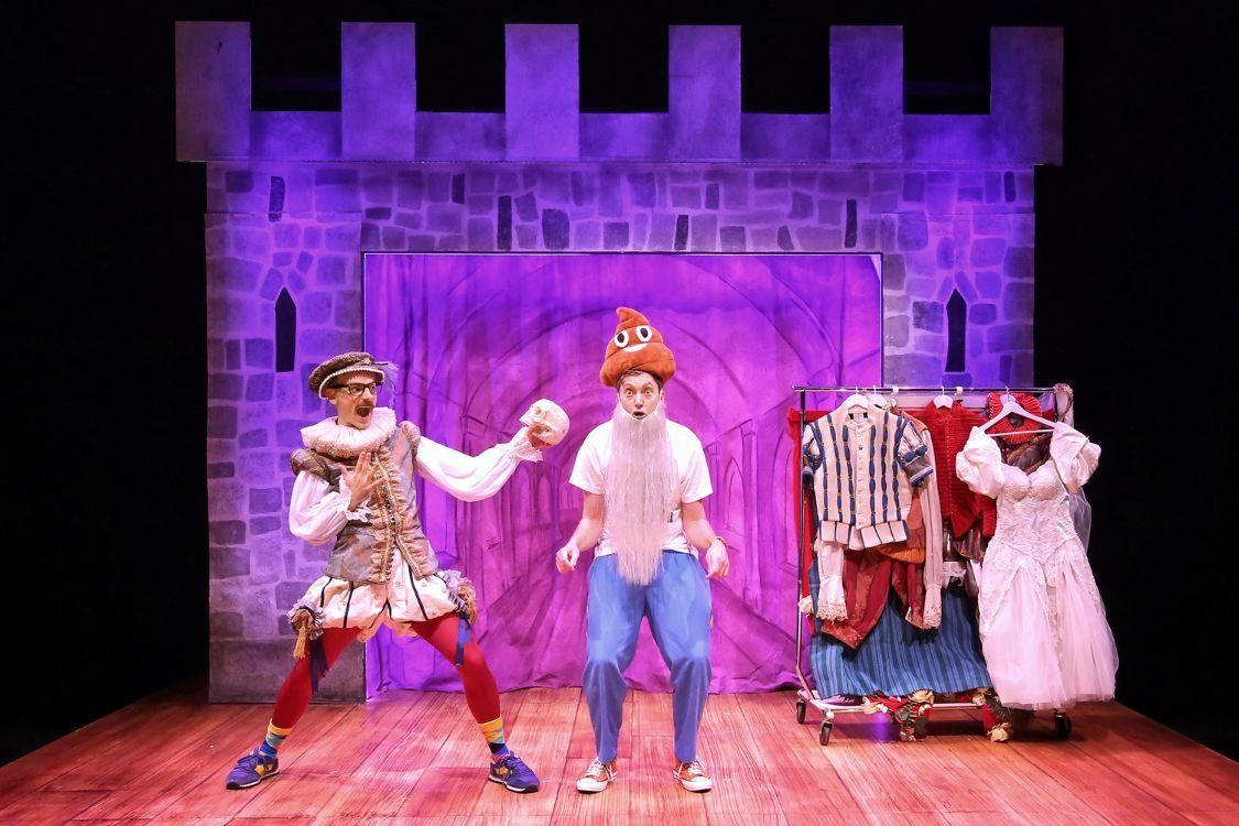 Hamlet: Prince of Skidmark The Joan Sutherland Performing Arts Centre