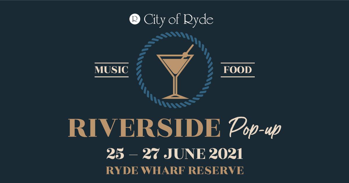 Ryde Riverside Pop-up